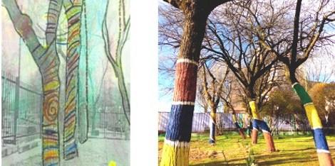 Pintar árboles en Z_Oma